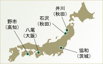 CIRCS map