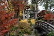 久山町の風景