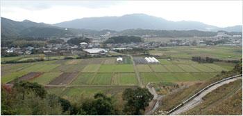 久山町景観