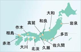 JMSコホート研究参加地区