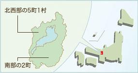 滋賀国保コホート研究地図